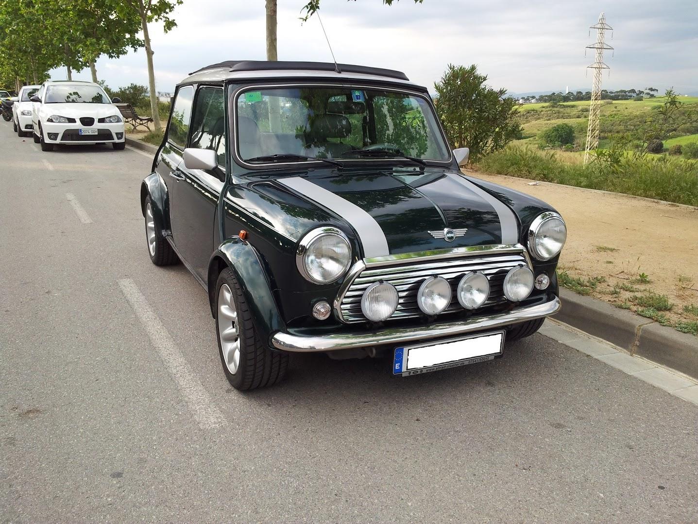 Presentación Nuevo Usuario Rover Mini Cooper Sport 13i