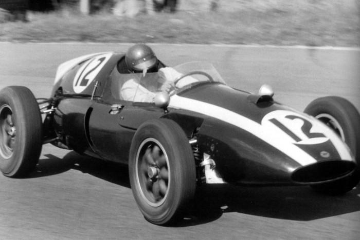 Jack Brabham Cooper Climax