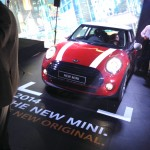 Presentación MINI F56 en Barcelona