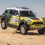 Nani Roma gana la primera etapa de la Abu Dhabi Desert Challenge