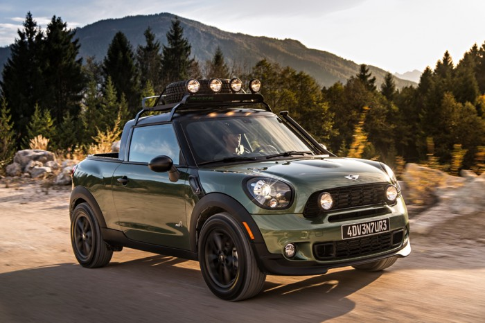 MINI Paceman Adventure All4