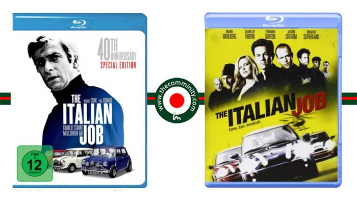 Sorteo The Italian Job