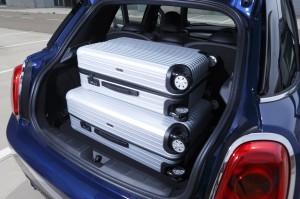 004 MINI 5 puertas maletero