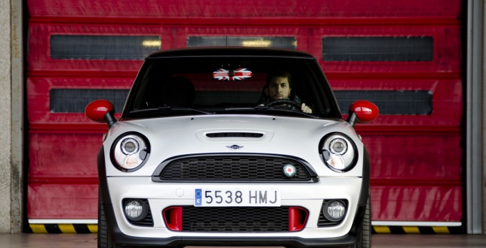 Ride of the Month: Iviros MINI Cooper S R56
