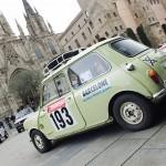 ¡Arranca la 18ª edición del Rally Monte-Carlo Historique en Barcelona!