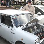 Un Mini de 1966…¡eléctrico!