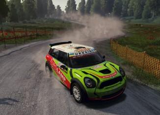 WRC 5 FIA World Rally Championship_MINI