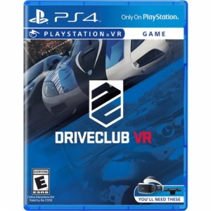 Drive Club VR PS4 MINI TheComminity