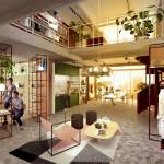 MINI crea el primer edificio viviente en Shanghai