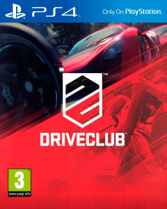 drive club PS4 MINI thecomminity video game