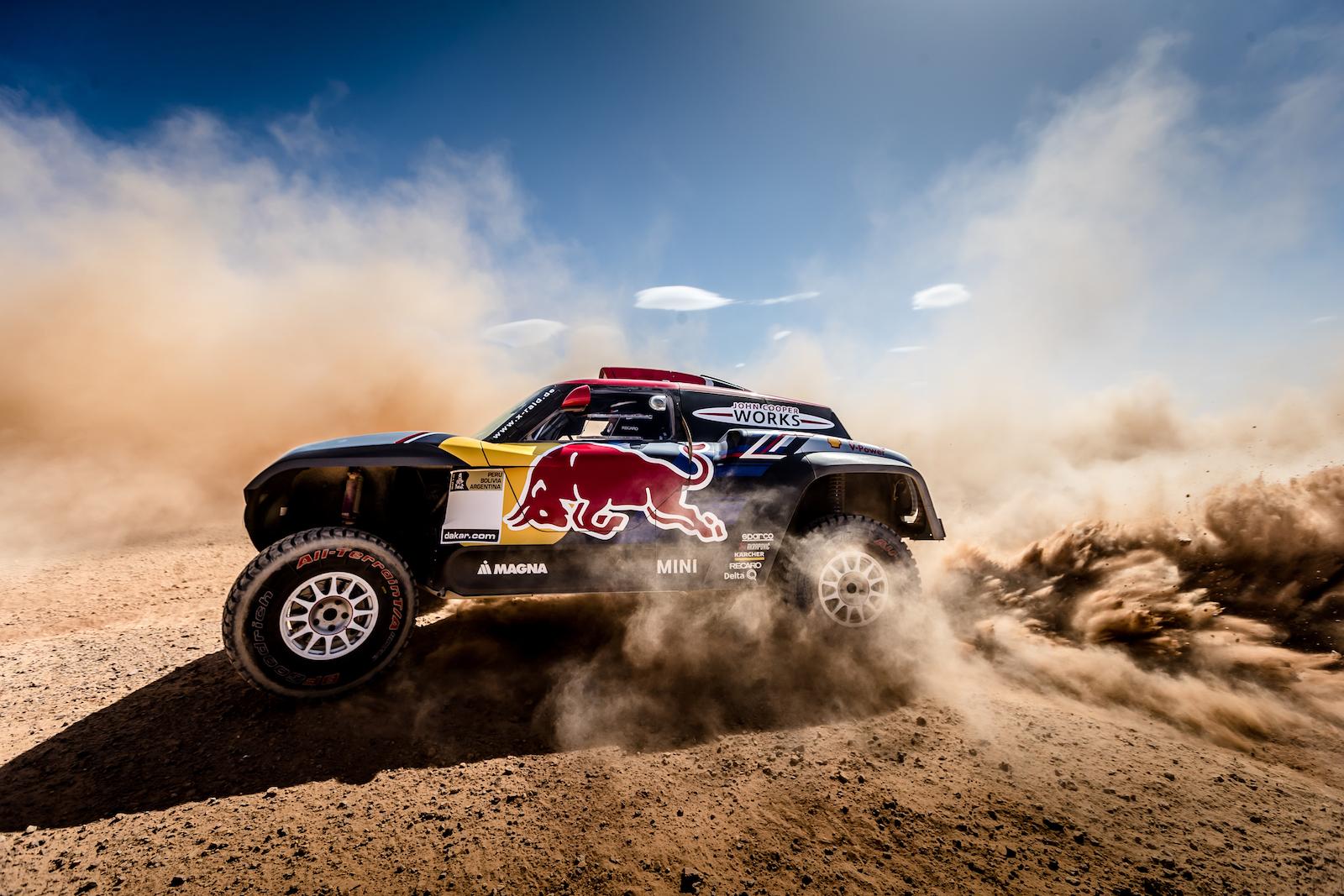 Dakar 2018 TheComminity