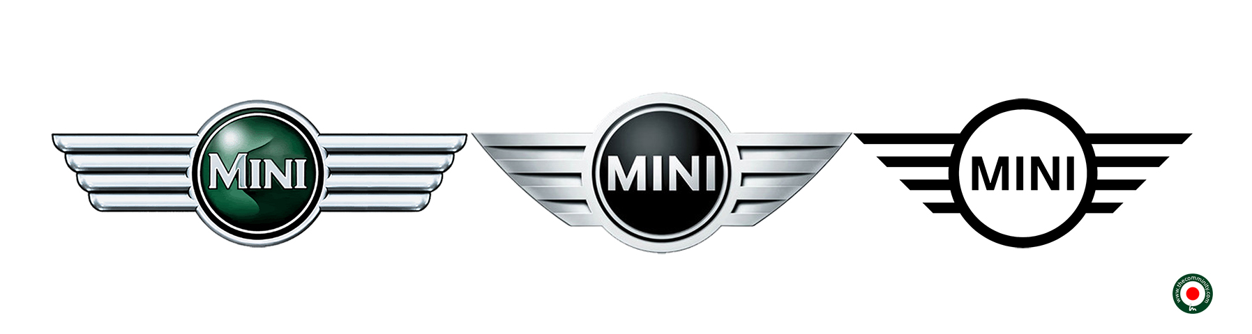 MINI new logo thecomminity