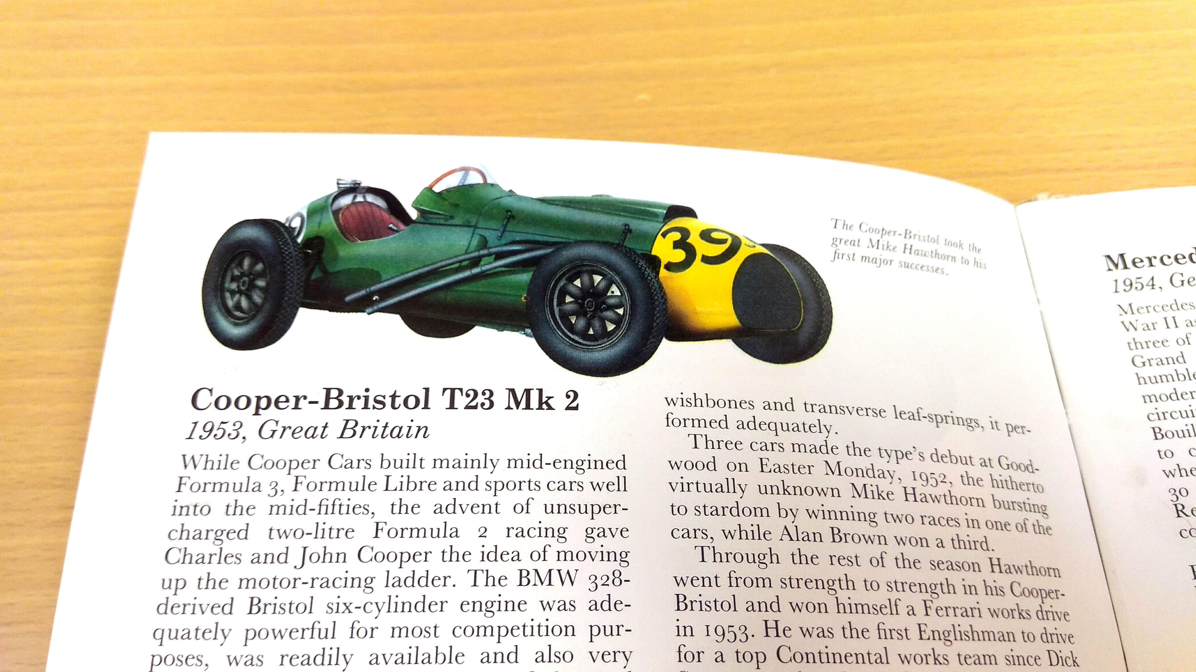 Cooper Bristol T23