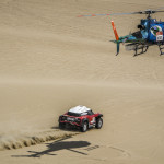 Dakar Rally 2018: Etapa 1 Lima y etapa 2 Pisco.