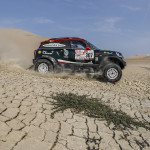Dakar Rally 2018: Etapa 3. Accidente de Nani Roma.