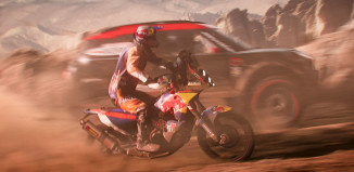 Dakar Game PS4 PC XBOX one