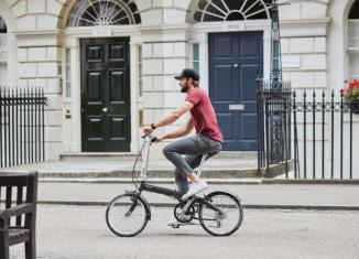 Bicicleta plegable MINI