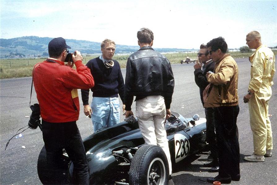 Cooper F1 T56 Steve McQueen