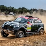 Podium MINI en la BAJA PORTALEGRE 2018.