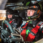 5 MINI John Cooper Works Rally en el Dakar 2019.