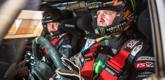 Orlando Terranova and Bernardo Graue – MINI ALL4 Racing 305 Dakar 2015