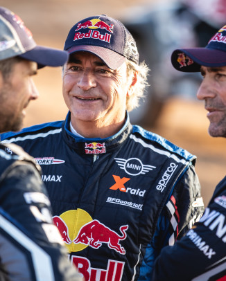 Carlos Sainz MINI Dakar 2019