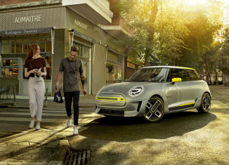 MINI Electric Concept The Comminity