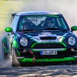 Andreas Fink, MINI rally driver