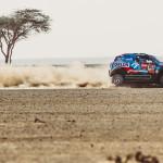 Peterhansel gana por 14 segundos la 9ª etapa del Dakar