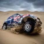 MINI encabeza el Dakar