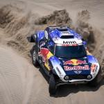 Empieza el Dakar Rally 2020 con 9 MINI en la salida.
